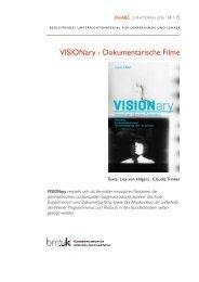 VISIONary - Dokumentarische Filme - filmABC