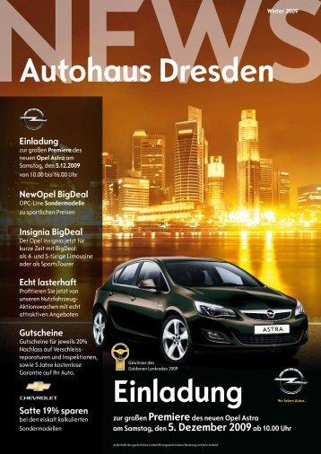0% Zinsen 1) 5 Inspektionen 2) 6 Jahre Garantie 3 - Autohaus ...