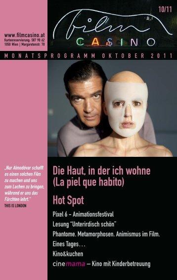 Programm führen Herbert Pirker sowie Autor und ... - Filmcasino