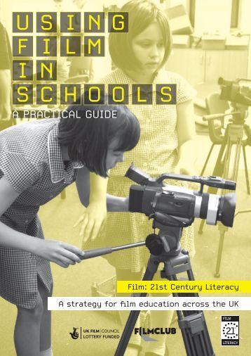 ING SU ILM F I N HOO CS LS - Film Education
