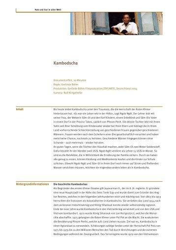 Begleitmaterial (pdf) - Filme für eine Welt