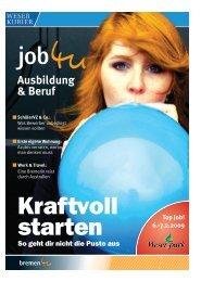 Ausbildung & Beruf - Weser Kurier