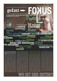 ausgaBe 1 / 9 2011 12. FestiVal Des mittel- unD osteuropäischen ...