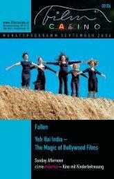 Fallen Yeh Hai India – The Magic of Bollywood Films - Filmcasino