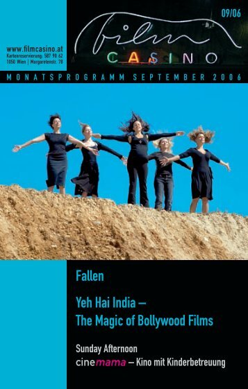 Fallen Yeh Hai India – The Magic of Bollywood Films - Filmcasino