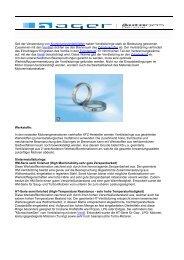 Info Ventilsitzringe - Hager Autogas Service