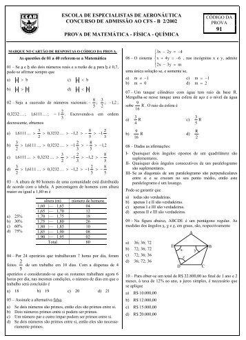 5 2 www.pciconcursos.com.br