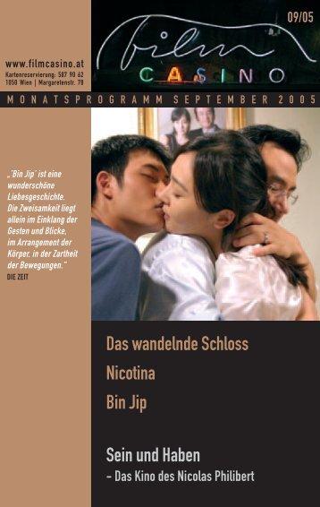 Sein und Haben - Filmcasino
