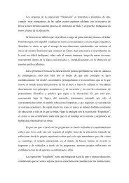 Texto de Presentación de la Muestra - Facultad de Filosofía y ...