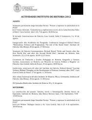 Revisar Programa de Actividades