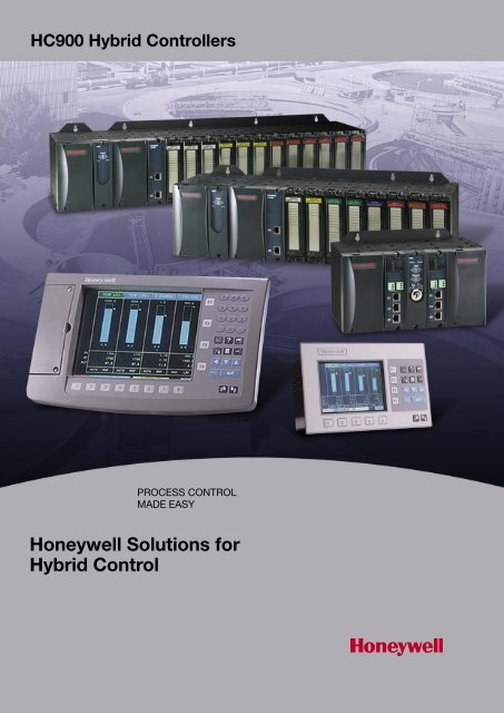 Honeywell Solutions for Hybrid Control - Filter