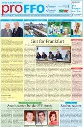 Gut für Frankfurt - Fdh-ffo.de