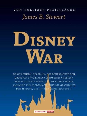 "Leseprobe ""Disney War"" - Financebooks.de"