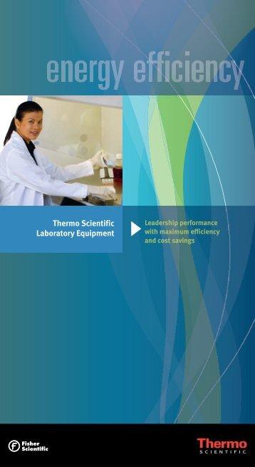 Thermo Scientific Laboratory Equipment