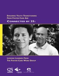 Ensuring Youth Transitioning From Foster Care Are - The Finance ...