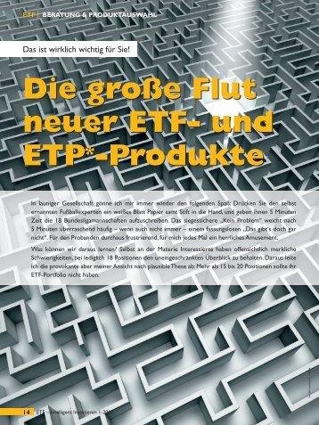 ETF - Finanz-Archiv