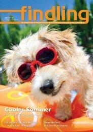 Cooler Sommer Ferienspaß für die ganze Familie - der findling