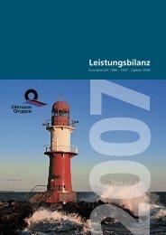 Leistungsbilanz - Finest Brokers GmbH