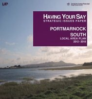Proposed Portmarnock LAP - Fingal County Council
