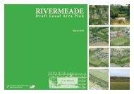 Draft Rivermeade LAP - Text - Fingal County Council