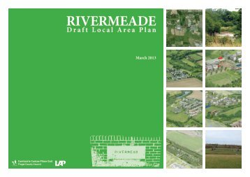 Draft Rivermeade LAP - Text - Fingal County Council