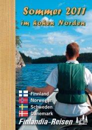 Autotouren - Finlandia-Reisen