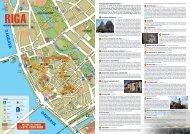 Stadtplan von Riga_von Baltikuminfo.de - Finnlines