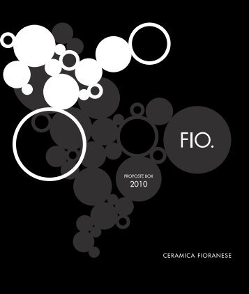 Proposte Box 2010 - Fioranese