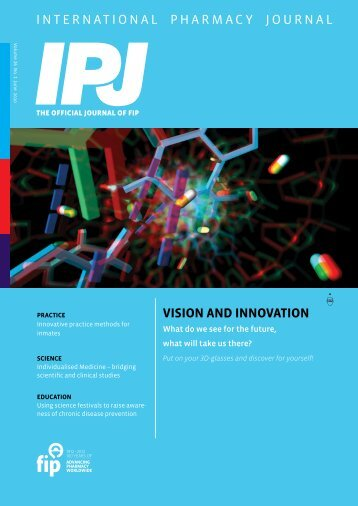 vision and innovation international pharmacy journal - FIP