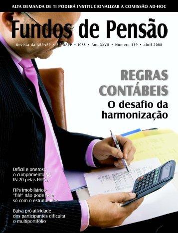 Fundos de Pensão - Fipecafi