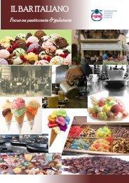 il bar italiano - focus on pasticceria&gelateria - Fipe