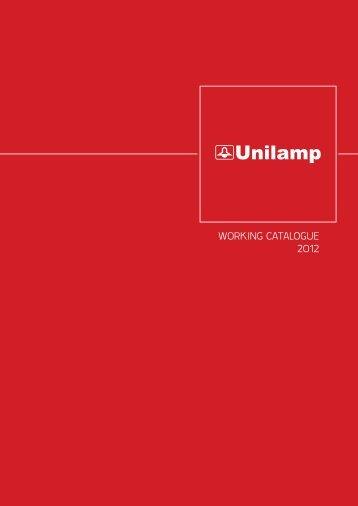WORKING CATALOGUE 2012 - Firalux Design AG
