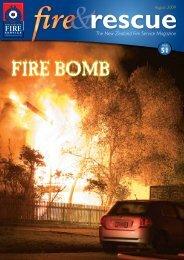 FIRE BOMB - New Zealand Fire Service