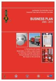 Business Plan - New Zealand Fire Service