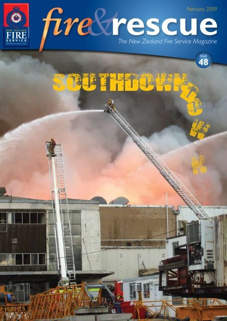 Issue 48 - New Zealand Fire Service