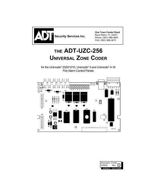 File  Adt Fire Alarm Wiring Diagram