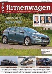 Volvo V40 - firmenflotte.at