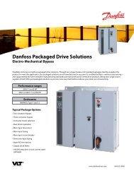 Danfoss Packaged Drive Solutions Electro-Mechanical ... - Fireye Inc.