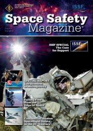 Space safety magazine - issue 5 - fall 2012