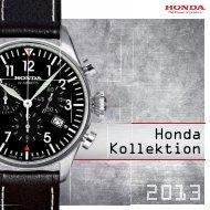 Flyer Honda Kollektion