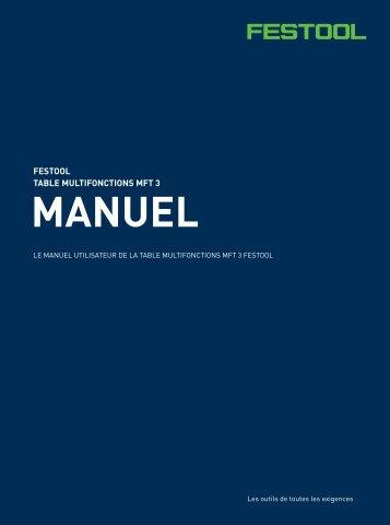 mAnUEL - Festool