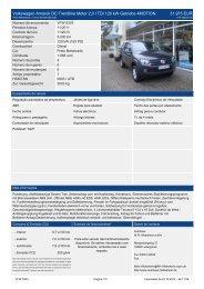 Volkswagen Amarok DC Trendline Motor 2 l TDI 120 kw Getriebe ...