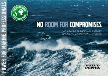 No Room for Compromises - Volvo Penta