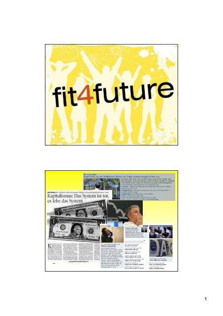 Kapitalmarkt - fit4Future - Raiffeisen