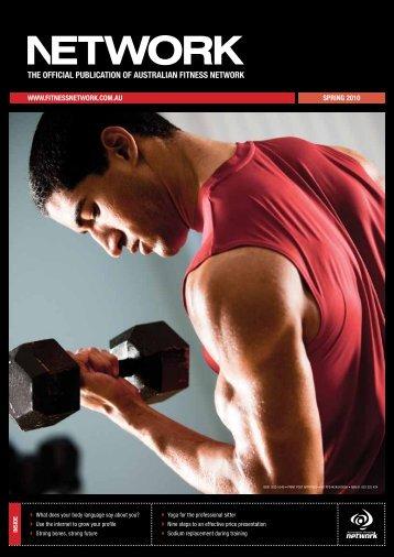 1 - Australian Fitness Network