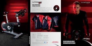 Klik hier voor de Nederlandse Life Fitness spinningbike - Fitness24