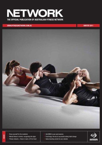 Here - Australian Fitness Network