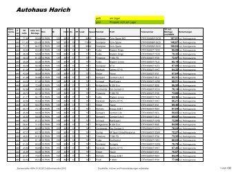 Sommerreifen Hepo 01.02.2012 - Autohaus Harich