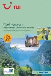 Fjord Norwegen ? - Fjord Norway