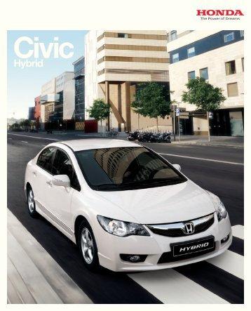 Hybrid - Honda